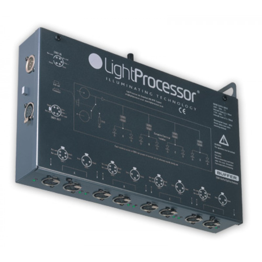 Light Processor Musical Instruments & Gear